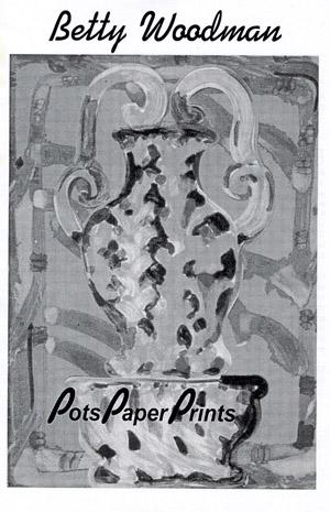 Betty Woodman: Pots, Paper, Prints