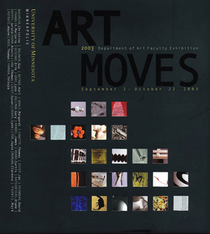 Art Moves, Inaugural Exhibition