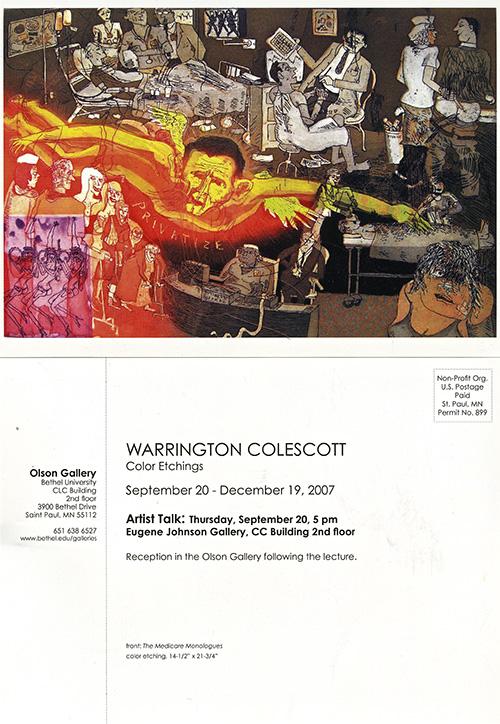 Warrington Colescott